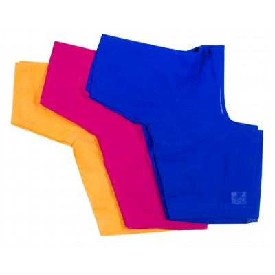 2X2 COMBO Blouses [YELLOW ,PINK, BLUE]