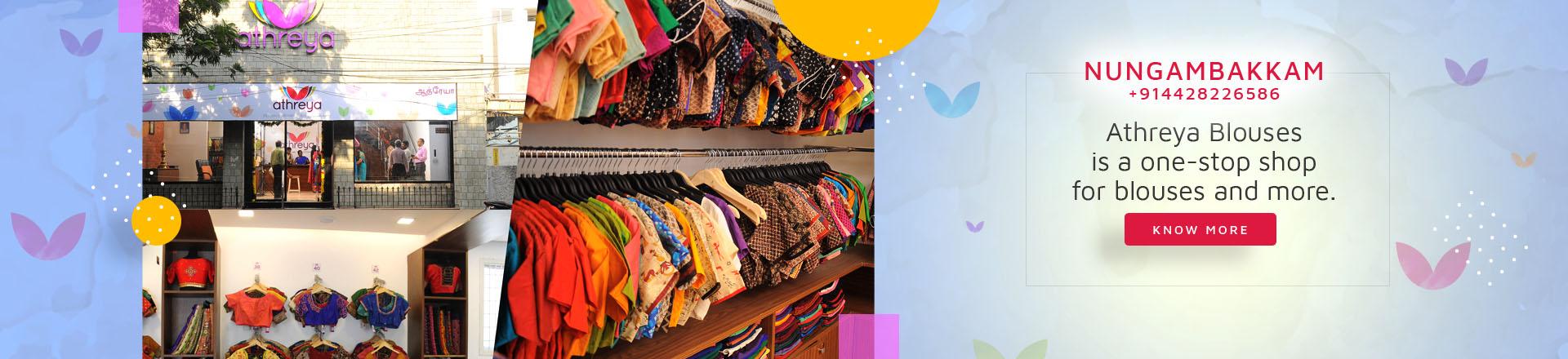 Nungambakkam Shop