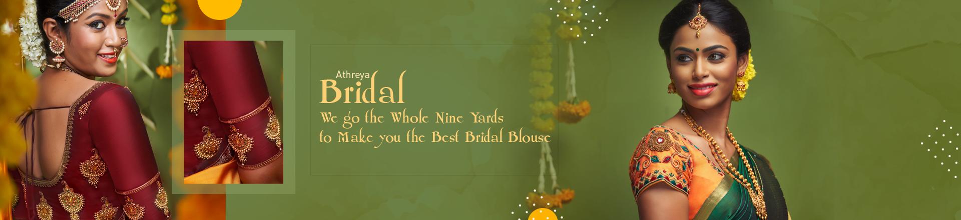 Athreya Bridal