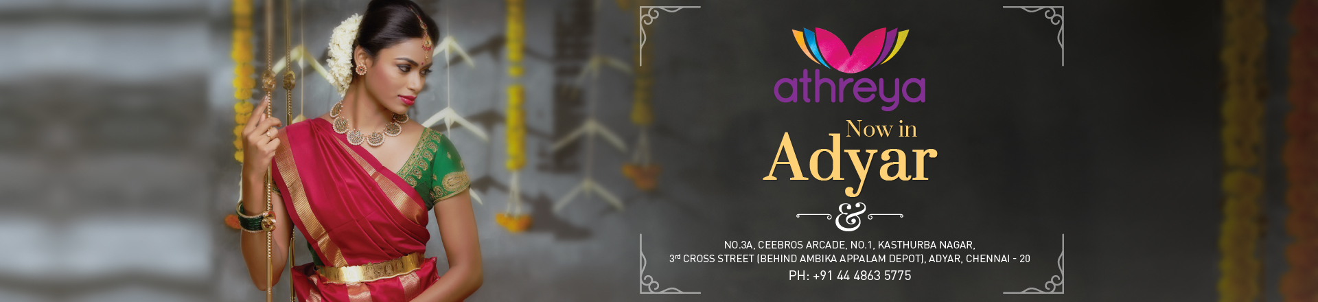 Athreya Blouses Adyar Shop